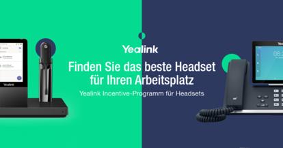 Incentive Programm für Yealink