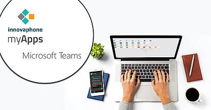 Integration von innovaphone myApps in Microsoft Teams