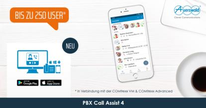 Neue Version von PBX Call Assist
