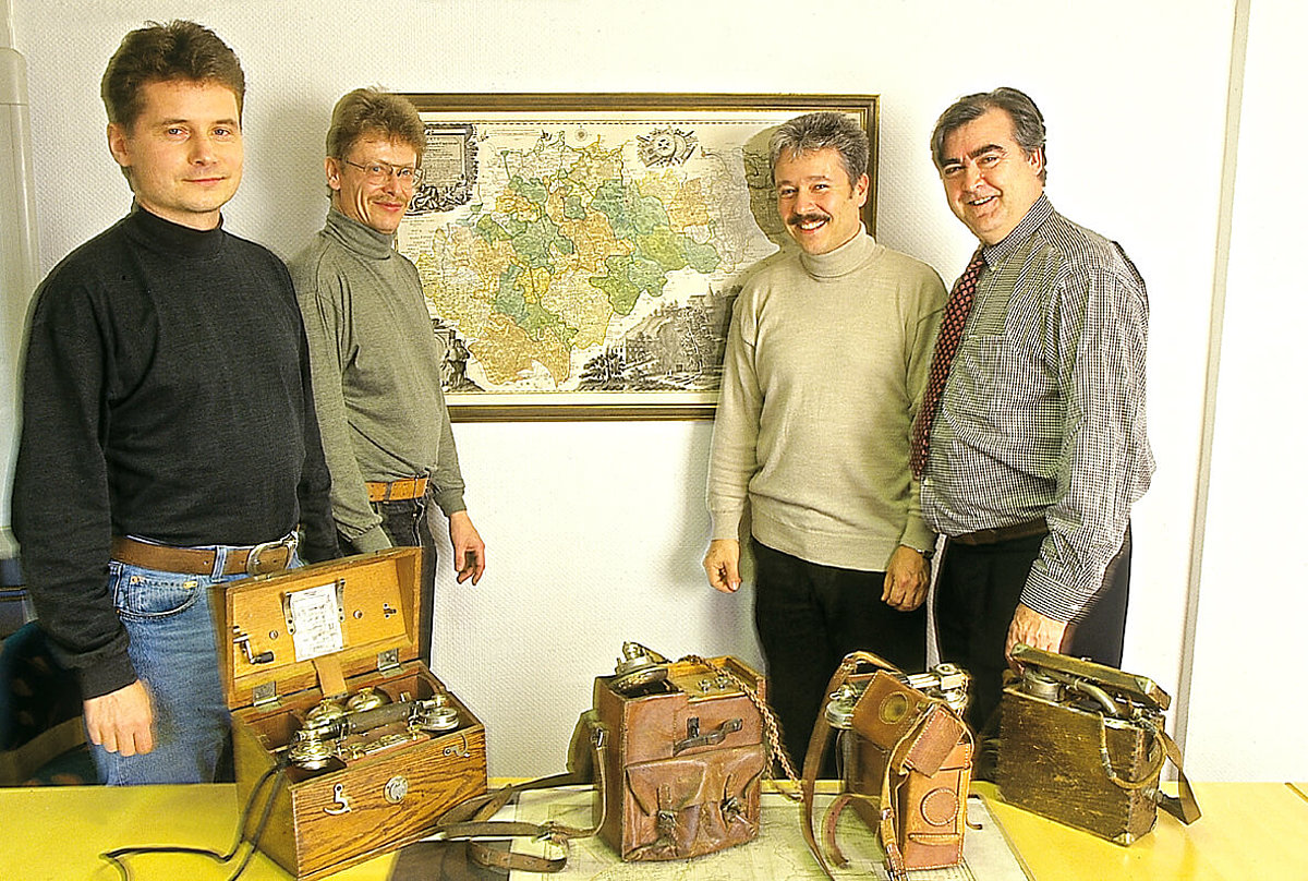 KOMSA Gründung 1992