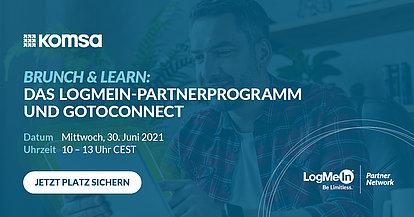 LogMeIn Brunch&Learn