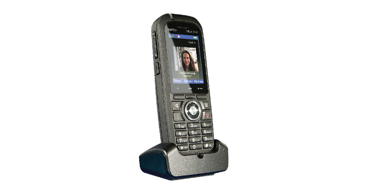 AGFEO DECT IP-System