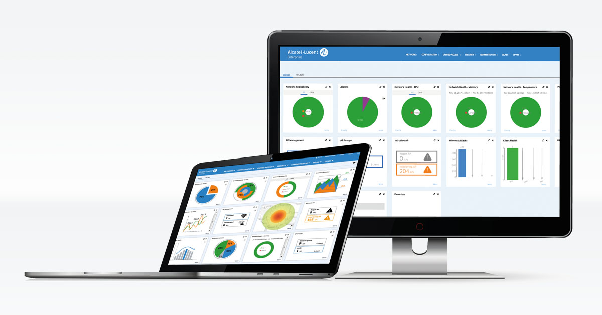 Alcatel-Enterprise Lucent Omnivista