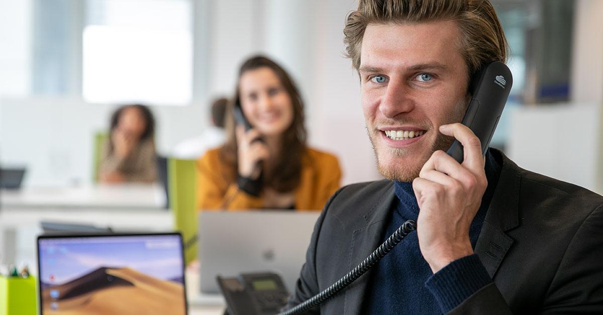 Alcatel-Lucent Enterprise Kommunikationslösungen