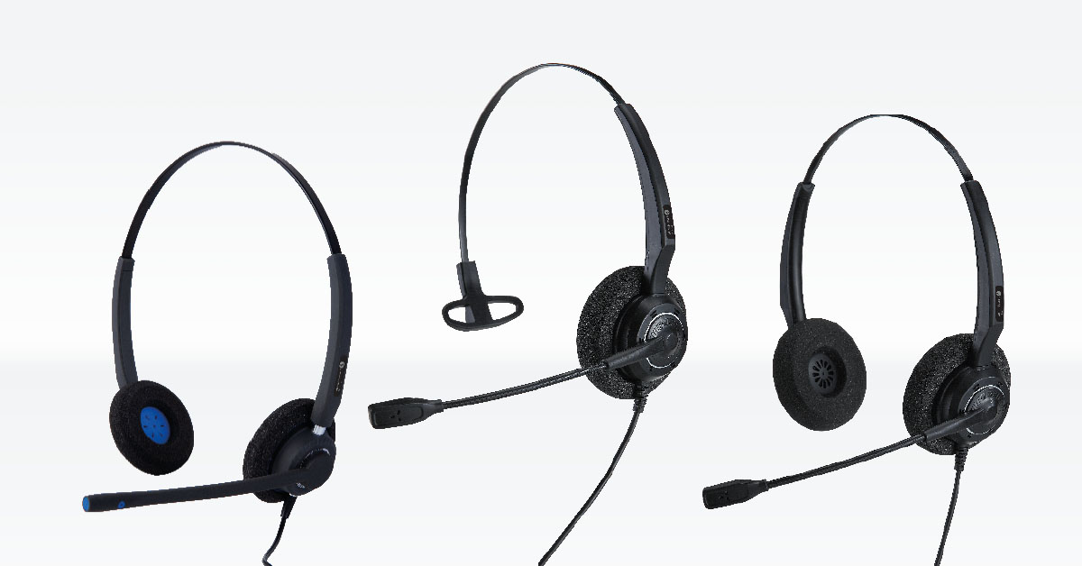 Alcatel Kommunikationslösungen Headsets