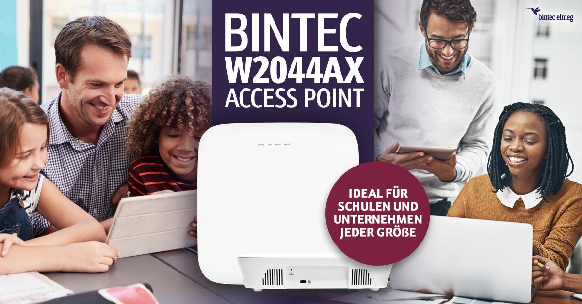 bintec W2044ax und bintec W2022ax