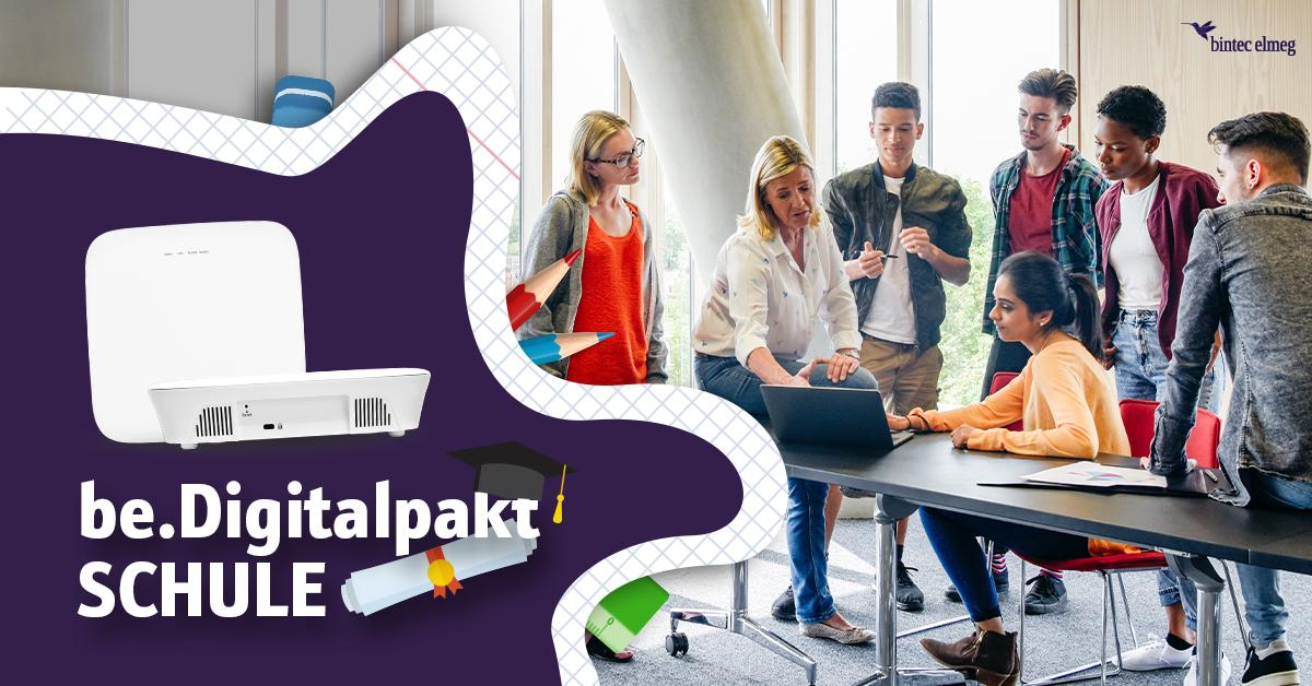 Digitalpakt Banner