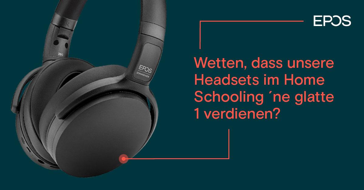 EPOS-Education Headset