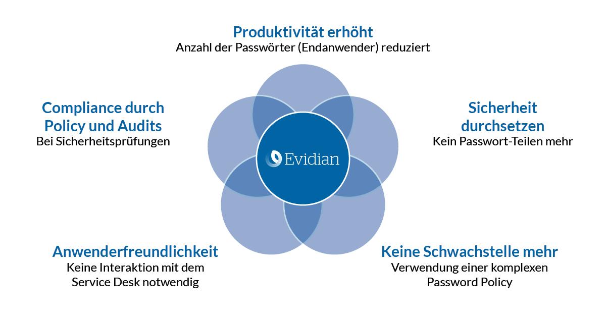 Evidian Infografik