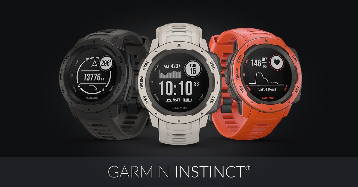 Garmin Smartwatch INSTINCT