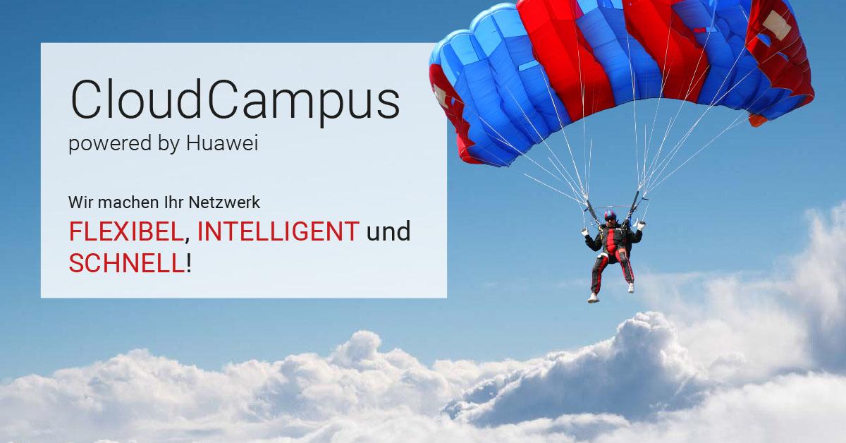 Huawei Cloud Campus