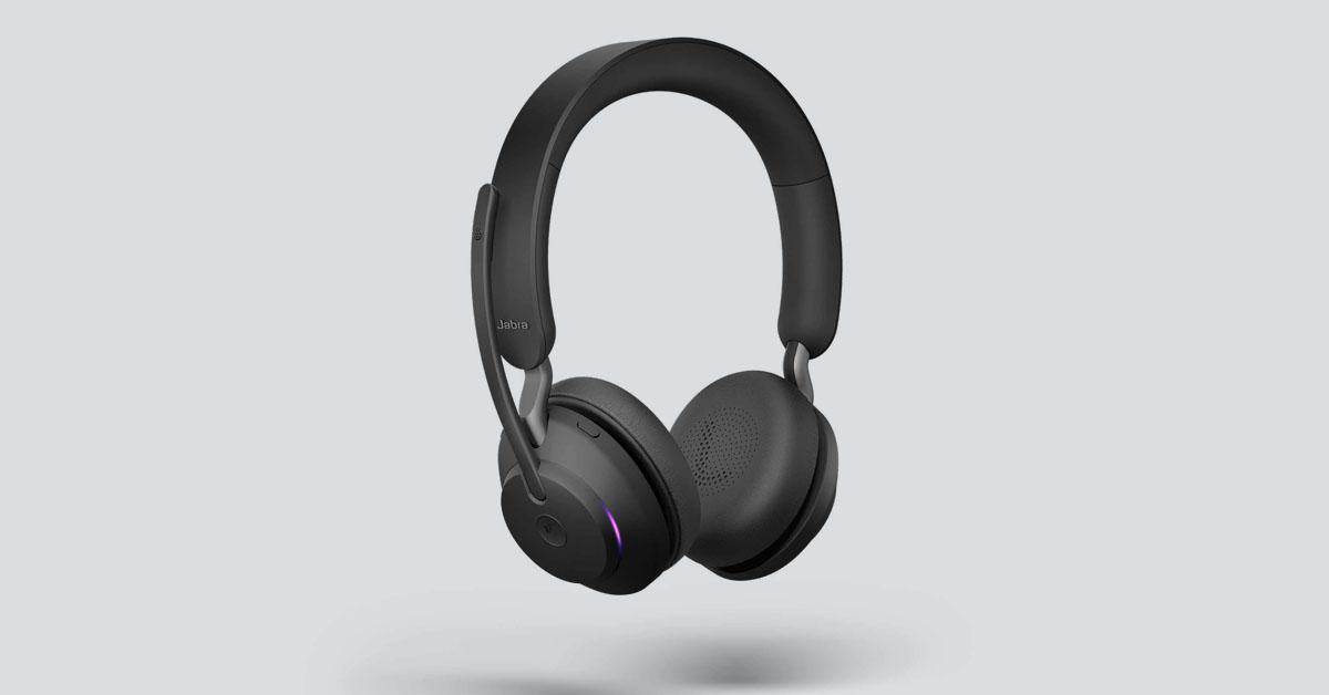 Schnurlose Jabra Headsets Engage-, Evolve- und Evolve2-Serie