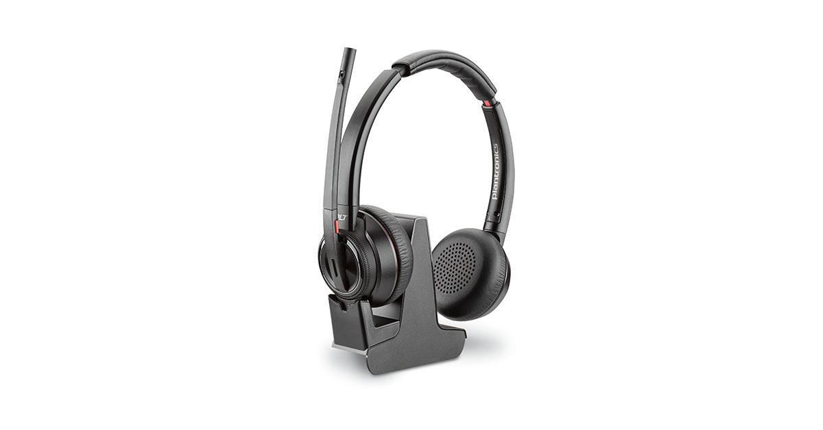 Poly Headsets und Konferenzlautsprecher