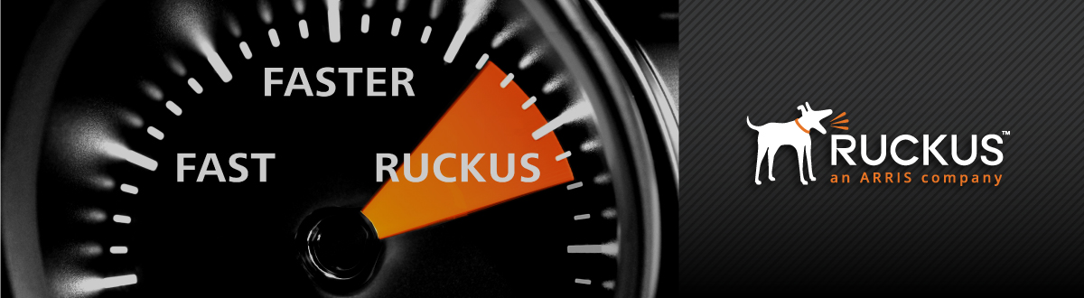 Ruckus Networks Banner