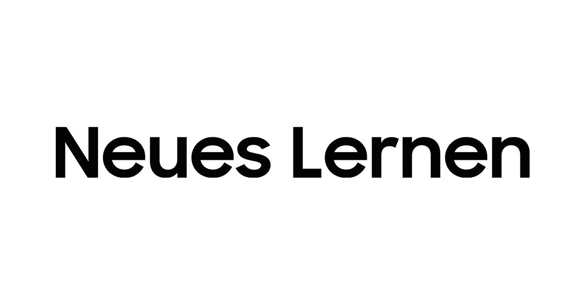 Neues Lernen Logo