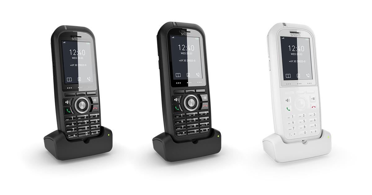 Snom M70, M80, M90