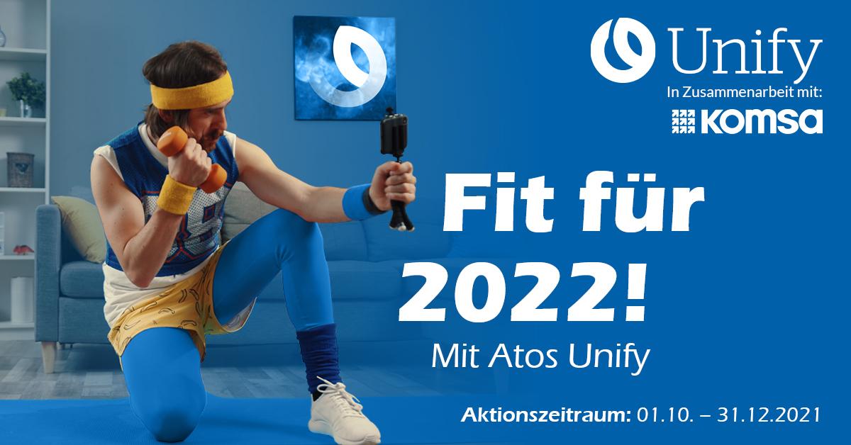 Fit für 2022 mit Atos Unify!