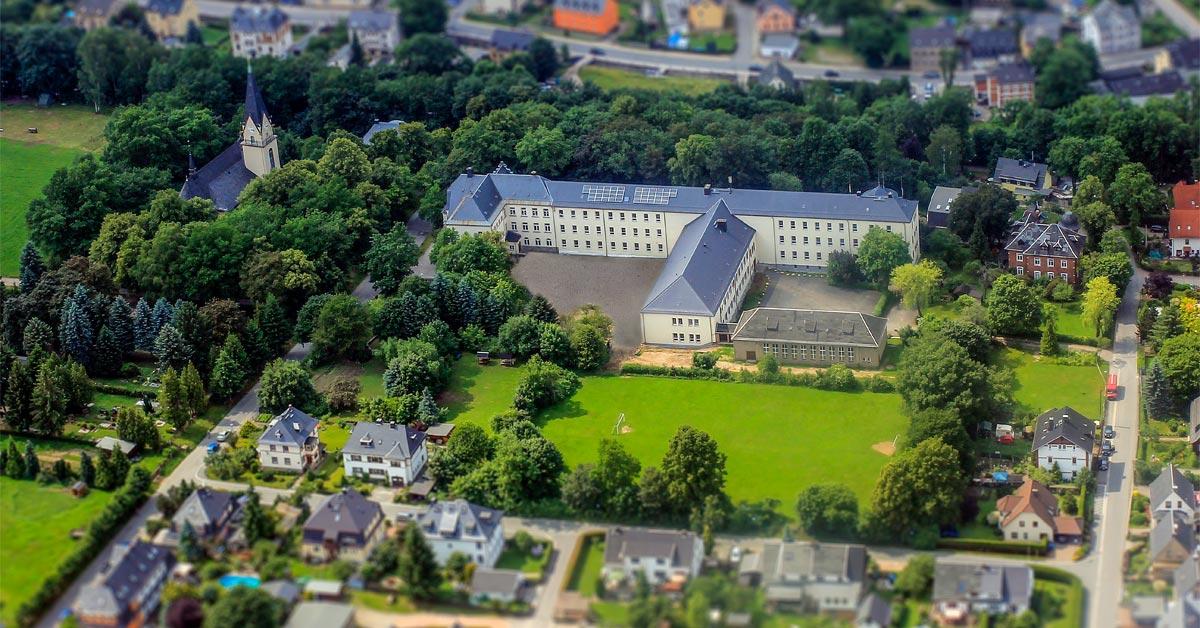 Banner Pilotschule