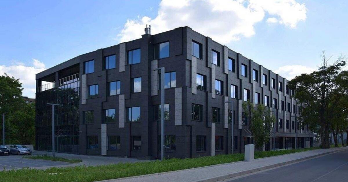 KOMSA Gebäude Polen Wroclaw