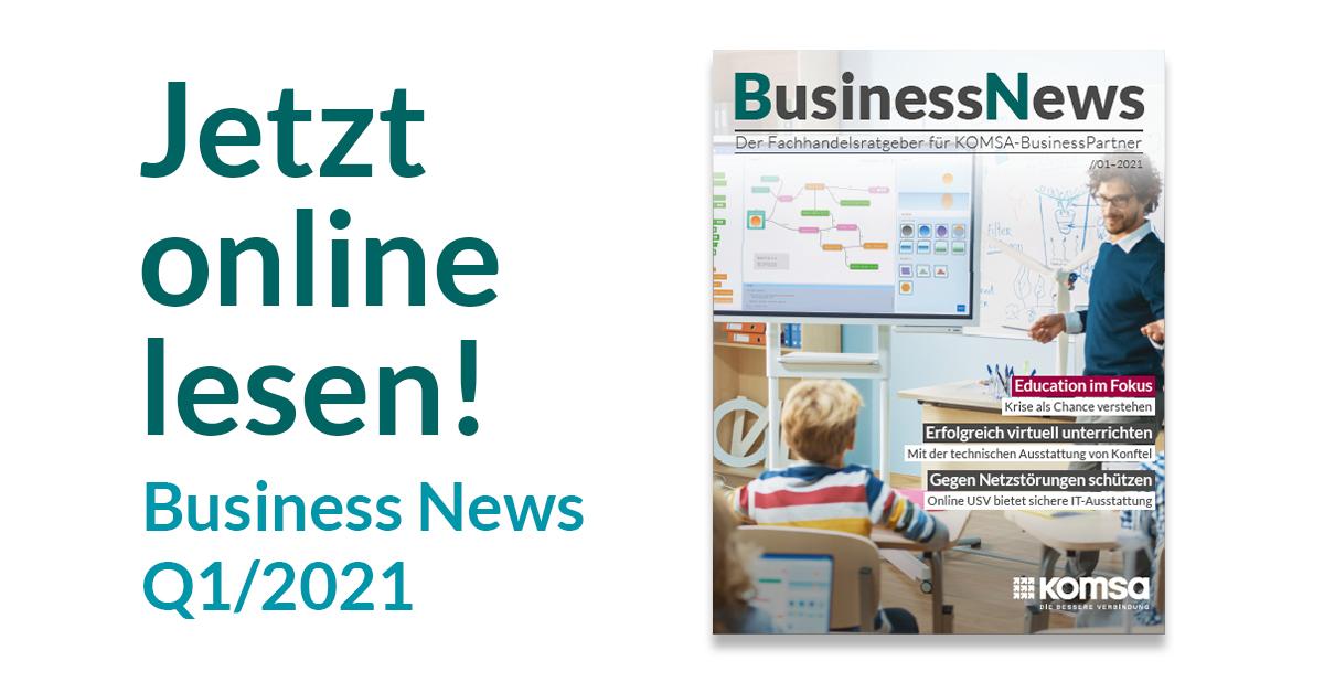 KOMSA BusinessNews_Q1_2021