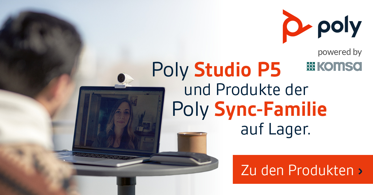 Poly Studio P5 & Co