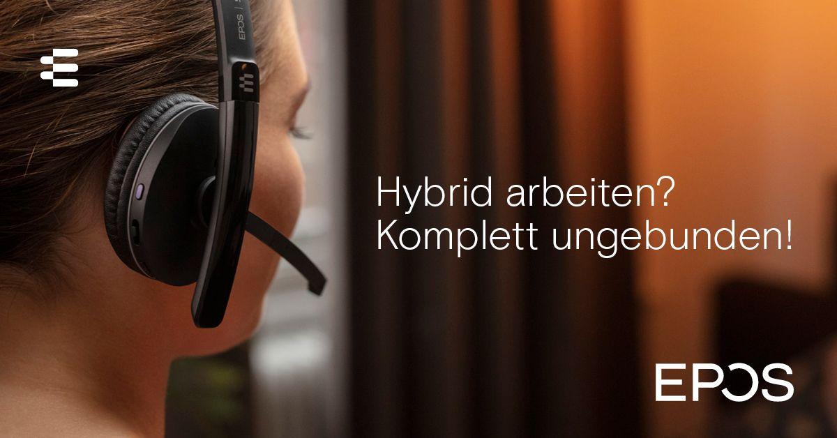 Bluetooth®-Headsets ADAPT 200 – für das hybride Büro