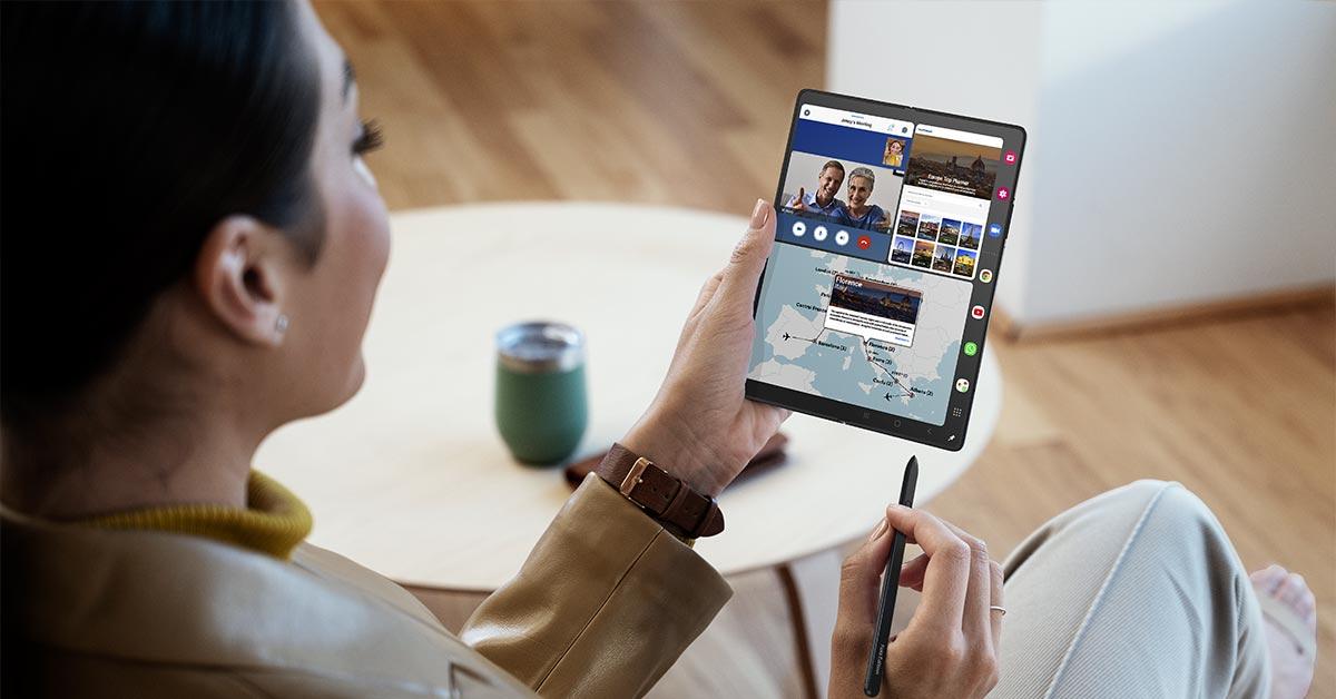 Samsung Galaxy Z Fold3 5G Business Edition